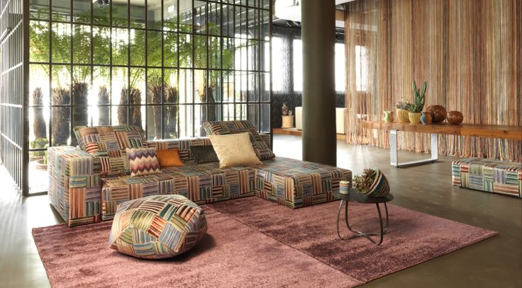 New Missoni home collection