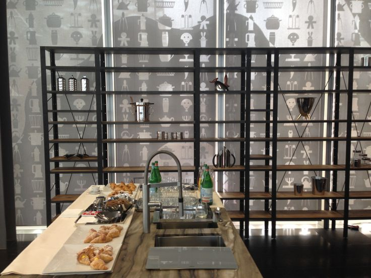 LOVE THIS AMAZING SHELVING FOR KITCHENS.  ASTER CUCINE - AVAILABLE AT ASTRO!