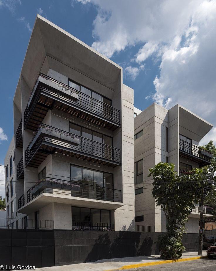 las 25 mejores ideas sobre fachadas de edificios modernos