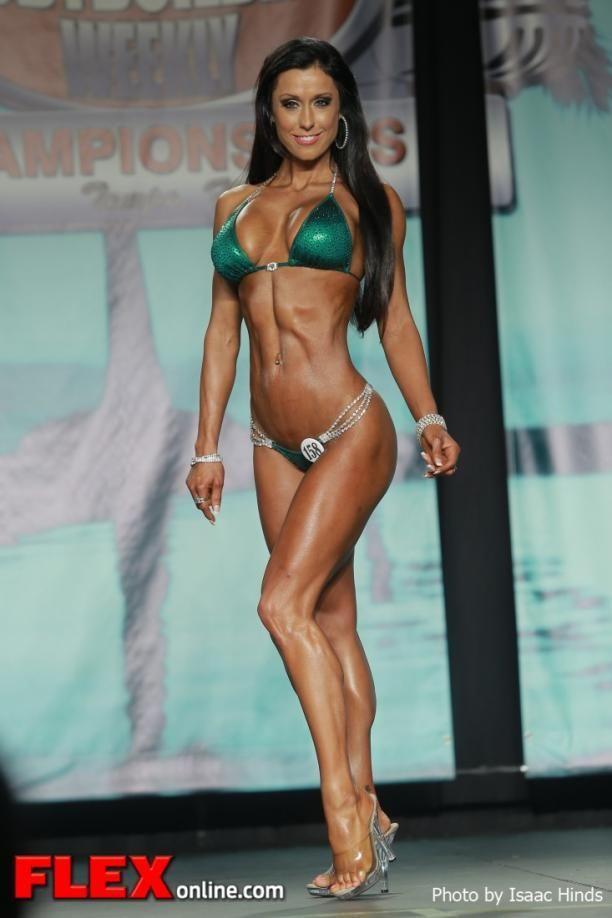 npc bikini | Stephanie Mahoe -IFBB Bikini Pro- | 1 more ...