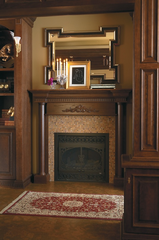 1000 images about mantels and fireplace surrounds on pinterest. Black Bedroom Furniture Sets. Home Design Ideas