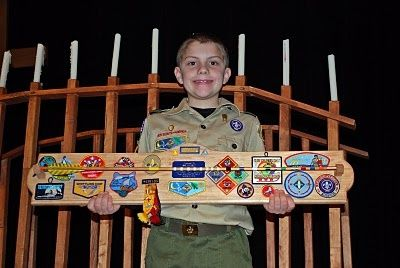101 Best Images About Boy Scout Crafts On Pinterest