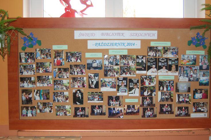 Święto Biblioteki w roku szkolnym 2014/15