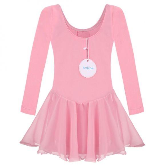 Arshiner Hot Child Kids Girl Cute Sweet Dancing Ballet Dress $18.11 Free Shipping!