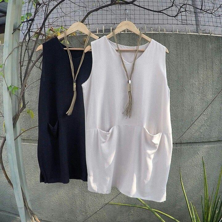 Women dress free necklace 169K #dress #dressfreekalung #madeinindonesia #lokalbrand