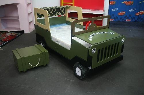 18 best images about jacks room on pinterest kid beds car bed and toddler bed - Jeep toddler bed plans ...