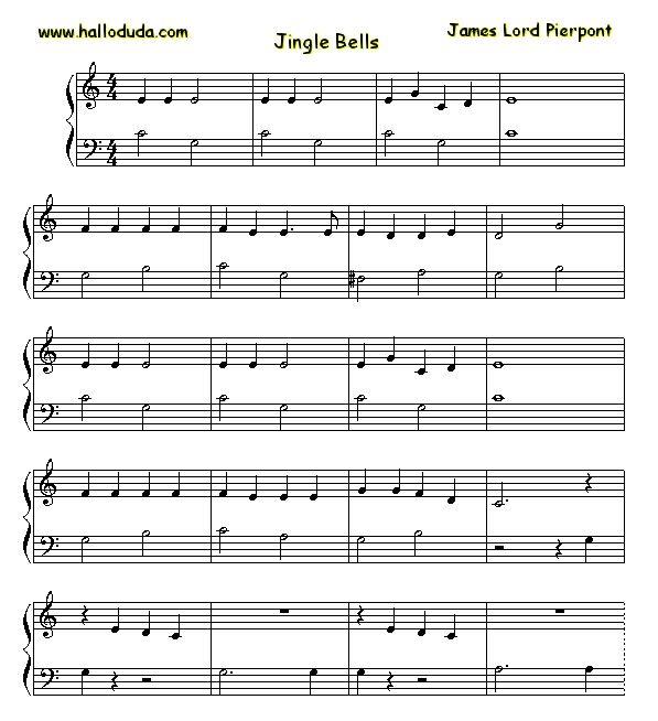 Bildergebnis für klaviernoten anfänger kinder kostenlos