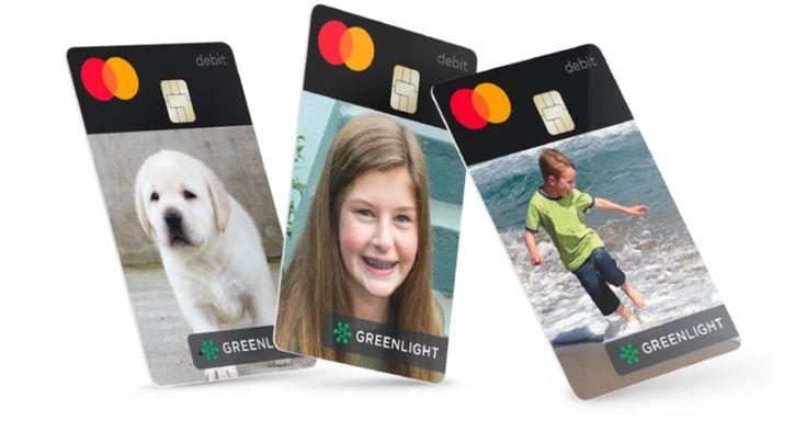 Greenlight the debit card for kids debit debit card