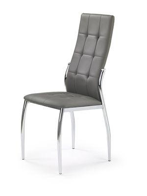 Jedálenská stolička - Halmar - K209 (sivá)