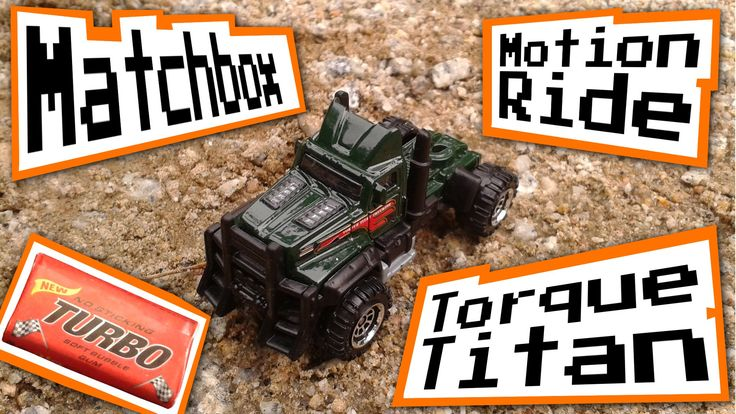 Here's a stop motion animation of Matchbox Torque Titan. This model comes from the 2015 MBX Construction series. It's dark green, the window color is clear and the interior is black. Hope you enjoy the video! :)  If you like the song, you can get it here: https://goo.gl/1lRwiM  Music and phography by MotionRide.