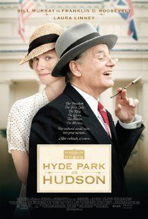 Bill Murray, Laura Linney, and Olivia Williams star in 'Hyde Park on Hudson', the story of the love affair between FDR and his distant cousin Margaret Stuckley, centered around the weekend in 1939 when the King and Queen of the United Kingdom visited upstate New York.
