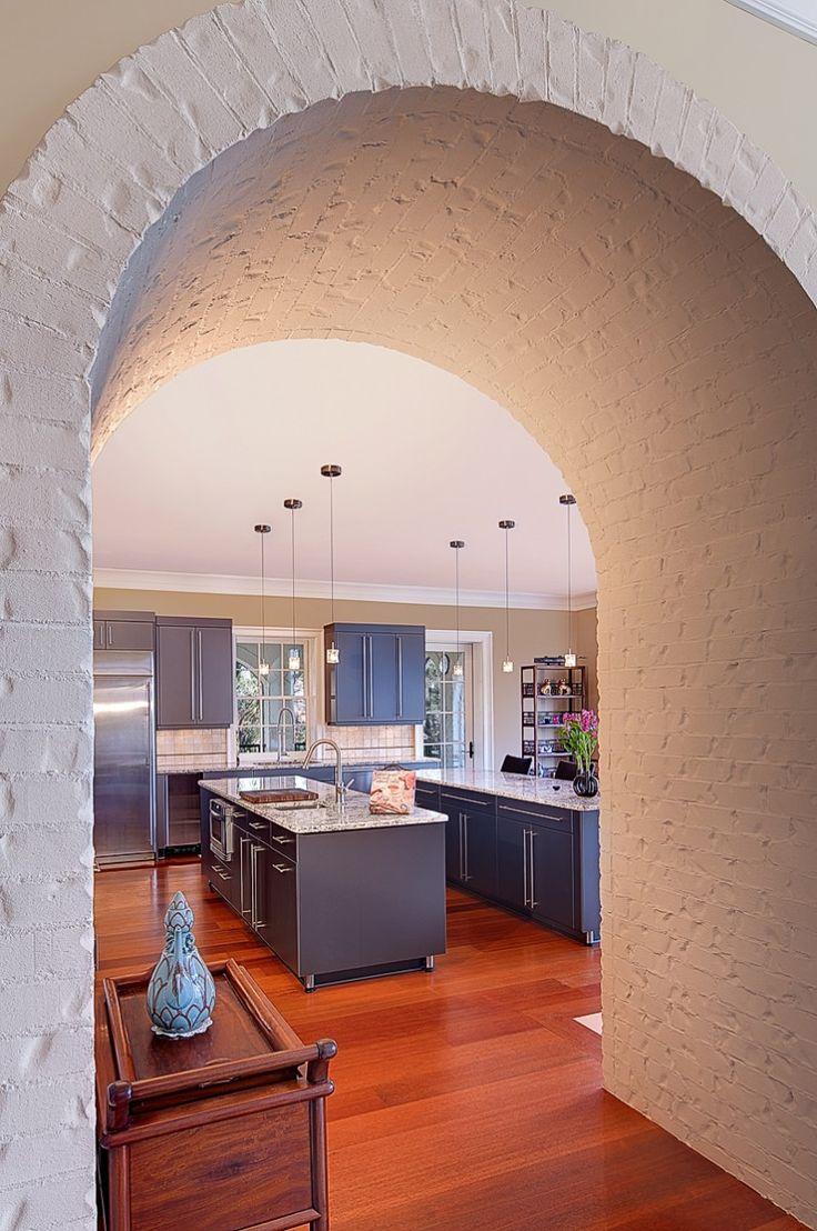 вкус оформление арки в квартире фото все кухонные
