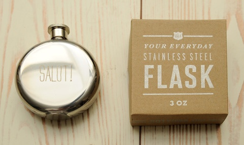 Salut Flask,,very ladylike...nice!