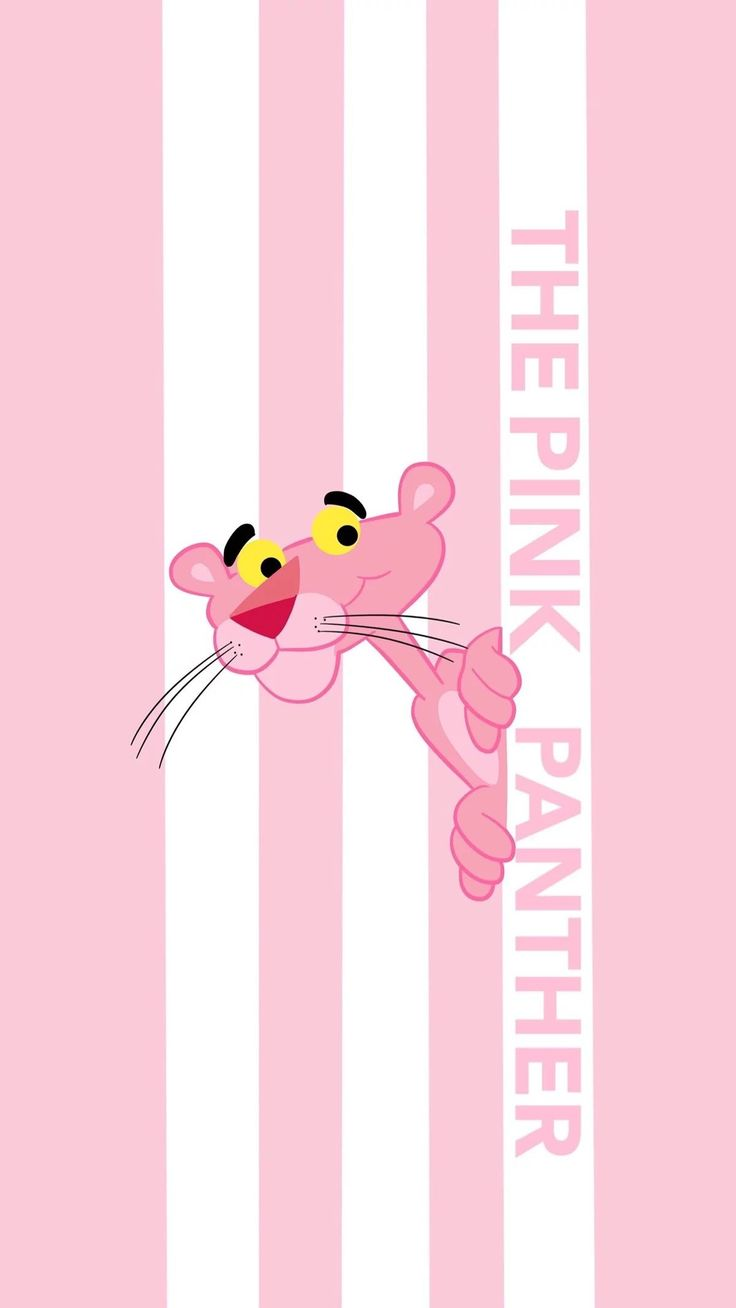 The Pink Panther Wallpapers – Wallpaper Cave