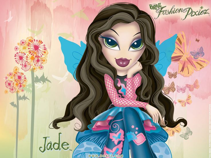 104 best images about Bratz Jade on Pinterest