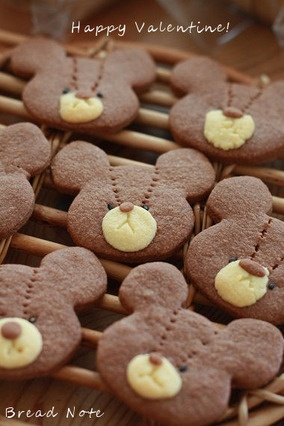 Happy Valentine's Day! ジャッキーのクッキー|レシピブログ