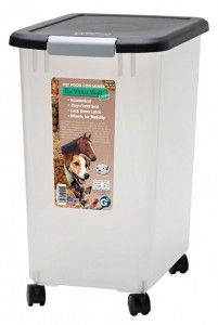 The Best Dog Food Storage Container