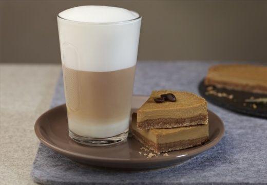 @Teresa Sousa - Café cheesecake & Latte Macchiato - Nespresso Exclusivas Criações de Café
