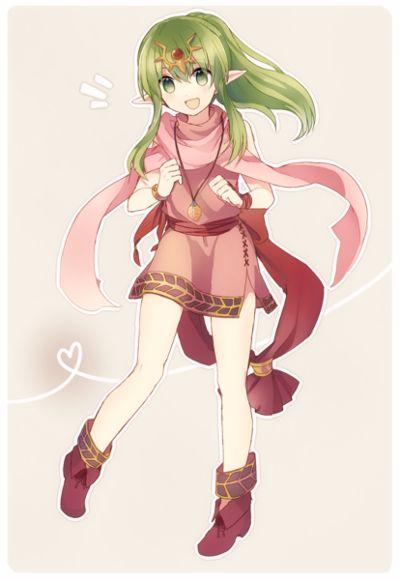 Tiki from Fire Emblem: Shadow Dragon