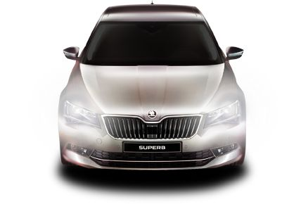 The new ŠKODA Superb - ŠKODA