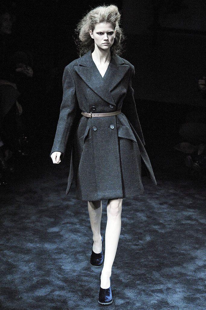 Prada - Fall 2009 Ready-to-Wear - Look 25 of 41