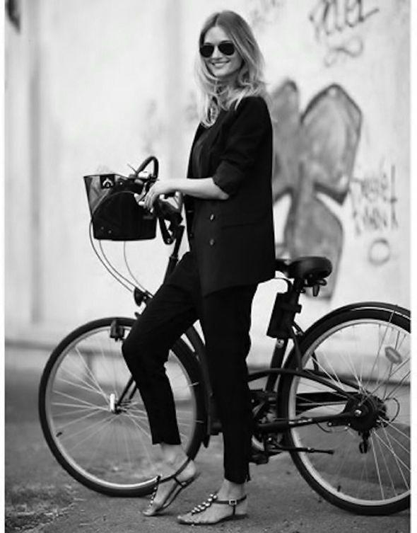 roupa ideal para andar de bicicleta trabalho