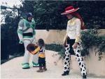 Jessica Biel Celine Dion Blac Chyna and others share family Halloween photos #NewHubUS #Latestnews #usanews #breakingnews #sports #technology #viralnews