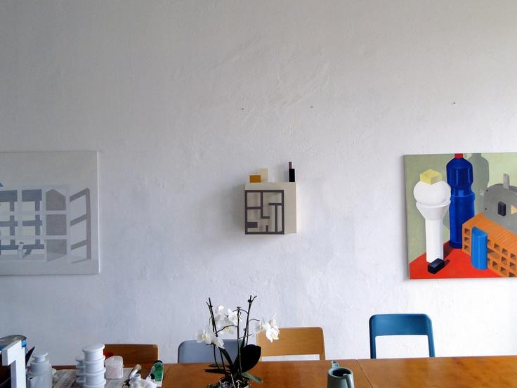 Nathalie Du Pasquier | where I am: The Pasquier, The Nathali