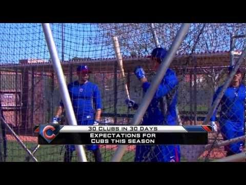 MLB Tonight takes you to 30 Clubs in 30 Days. Here is an inside look at the Chicago Cubs spring training. Check out more 30 Clubs in 30 Days coverage on MLB Network.