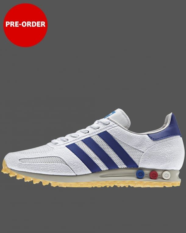 competitive price 0db9a 96e1f Adidas La Trainer OG Vintage White Mystery Ink,original,blue,shoes