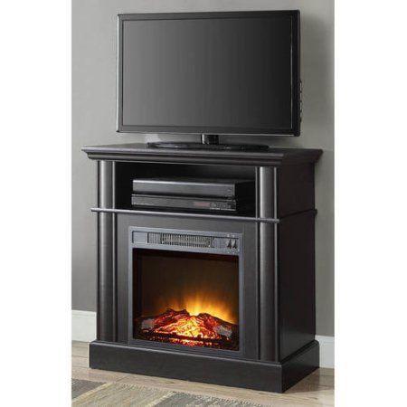 "Whalen 31"" Media Fireplace for TVs up to 42"" - Walmart.com"