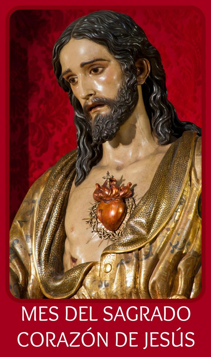 Mes del Sagrado Corazón de Jesús 2013