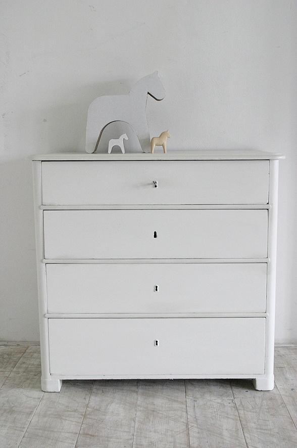 Allbäck Old White | kastje in Allbäck Oud Wit