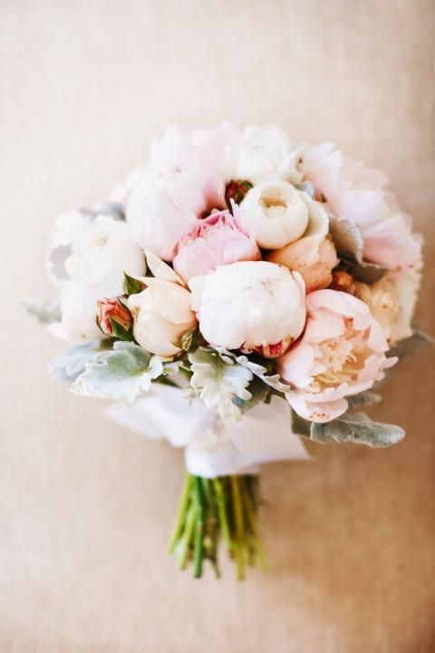 Pastel bouquet via Rhiannon & Tristan's High Tea #Wedding / Wedding Style Inspiration / LANE (for more inspiration instagram: the_lane Mailing List: www.thelane.com/newsletter Facebook: www.facebook.com/thelane )