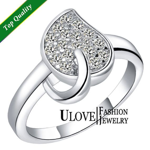 Antique Rings Unique Rings Diamond Wedding by UloveFashionJewelry, $8.83