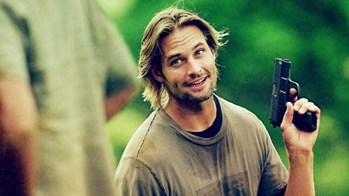 """You developed a forever crush on Josh Holloway.   Community Post: 15 Signs """"LOST"""" Changed Your Life"""