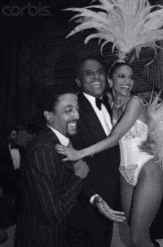 Debbie Allen, Harry Belafonte, and the late Gregory Hines