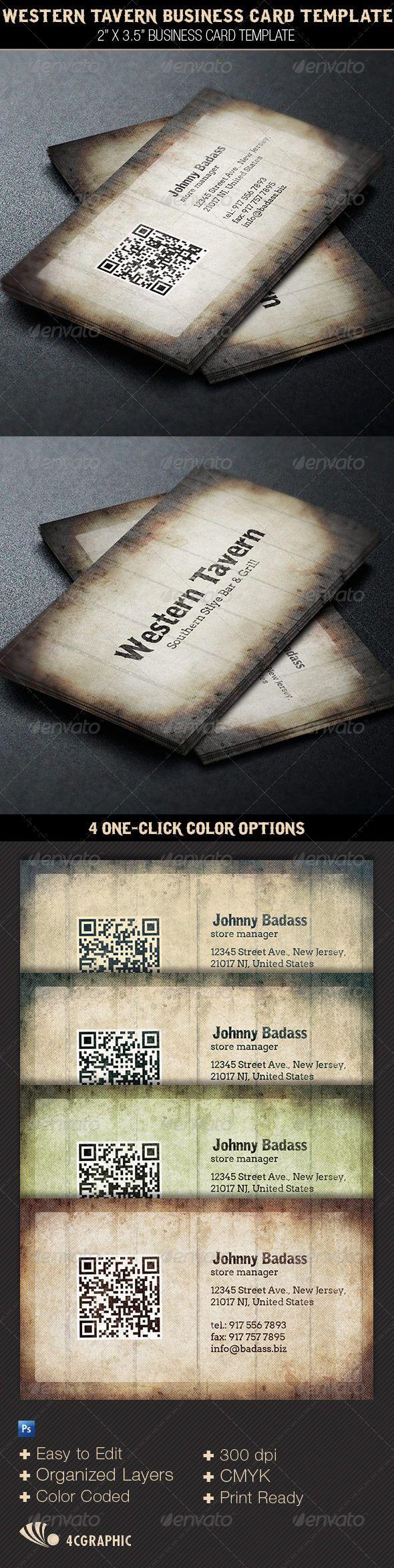 2867 best Business Card Template & Design images on Pinterest ...
