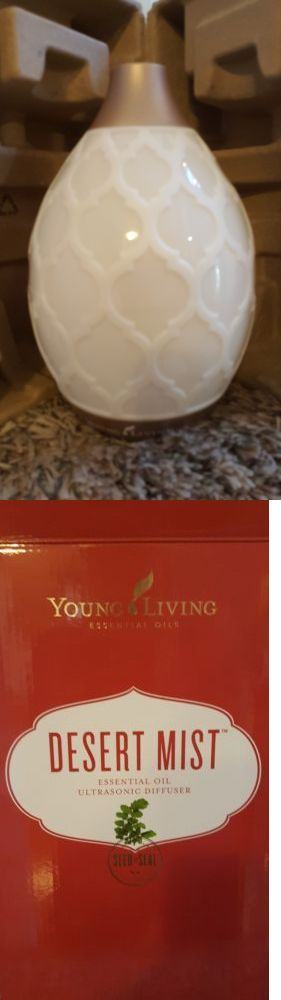 Essential Oils and Diffusers 20553: New Young Living Desert Mist Diffuser Priority Mail Shipping New Release! -> BUY IT NOW ONLY: $109.99 on eBay!