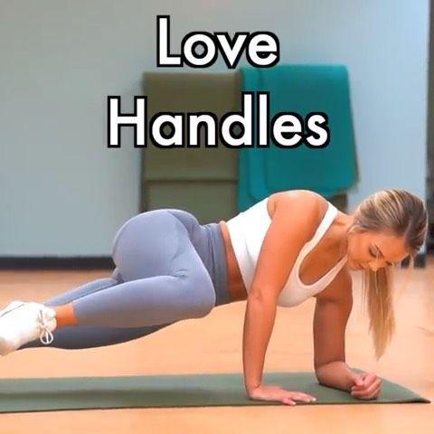 Love handles on teens — 1