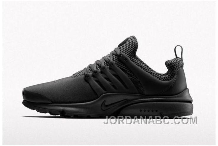 Nike Air Presto Lightweight 846290-011 Black/White Men's Training Shoes |  Shoes | Pinterest | Air presto, Wholesale shoes and Nike shoe