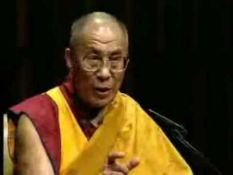 "Dalai Lama - ""You are your own master""."