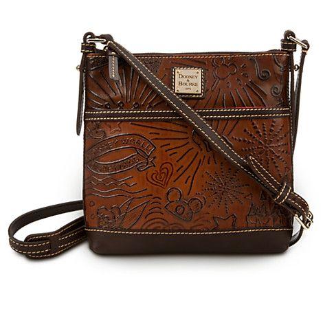 Disney Sketch Leather Crossbody Bag by Dooney & Bourke