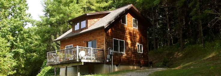 Cabins Near Asheville NC | Cabins Hot Springs | Broadwing Farm Cabins
