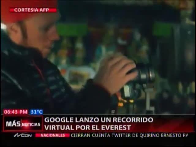 Google Lanza Un Recorrido Virtual Por El Everest #Video