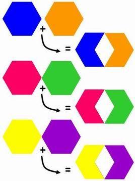 17 meilleures id es propos de couleur compl mentaire sur - Melange de couleur pour obtenir du beige ...