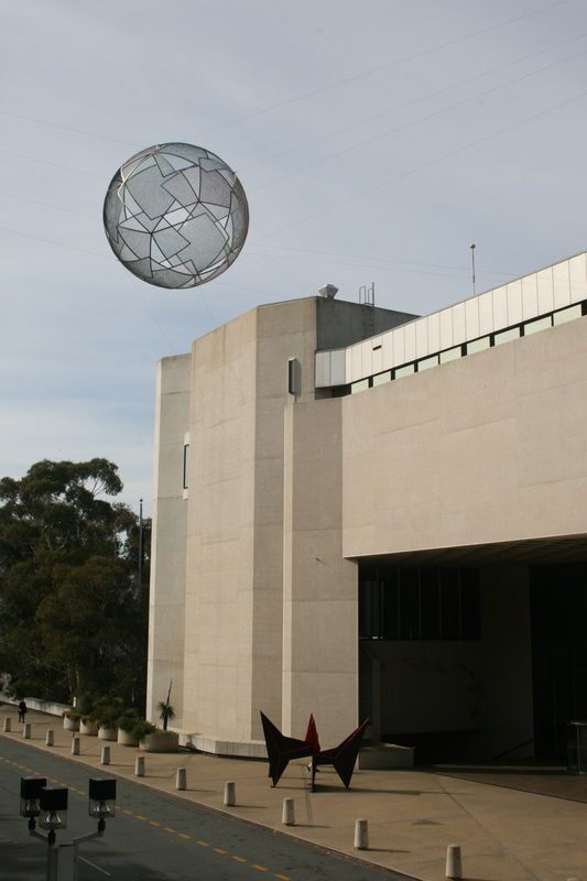 National Gallery Canberra Australia