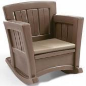 Step 2 кресло качалка с подушкой step 2  — 18540р. ------------- производитель: step 2   особенности кресла step 2:удобное кресло с мягкой подушкой от компании step2 изготовлено из прочного высококачественного пластика, который не выгорает и не деформируетсяя от непогоды. устойчивое прочное кресло станет украшением сада и уютным местом для комфортного отдыха  основные характеристики:  подходит для детей от 2-х лет  оригинальный дизайн  товар сертифицирован  удобное место для сидения  прочная…