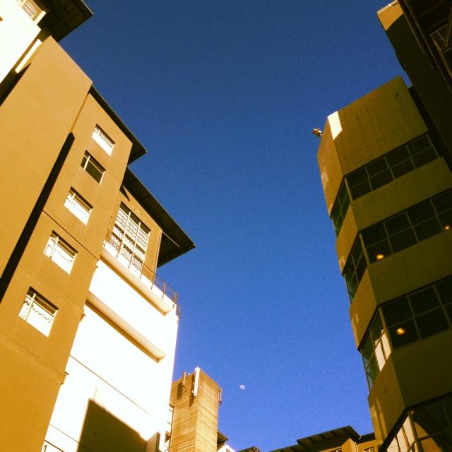 Inner city living (Cape Town)