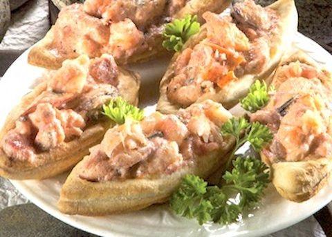 Barche ai frutti di mare - La ricetta di Buonissimo